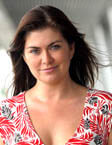 Photo of TV presenter Amanda Lamb from Portsmouth