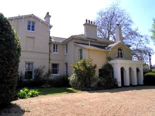 Architect Thomas Ellis Owen designed Annesly House in Southsea
