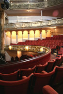 The auditorium of the New Theatre Royal, Portsmouth. Picture by Ricky Foyle