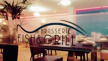 Brasserie Fish and Grill, Port Solent