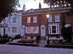 Charles Dickens Birthplace museum in Portsmouth