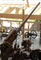 Royal Armouries collection at Fort Nelson