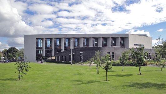 University of Portsmouth, Ravelin Park