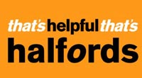 Halfords store in Portsmouth