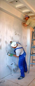 Plasterers and plastering contractors in the Portsmouth area