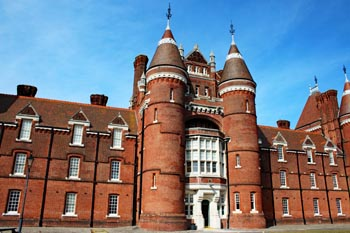 Portsmouth City Museum, featuring Sherlock Holmes, art works, local history and touring exhibitions.