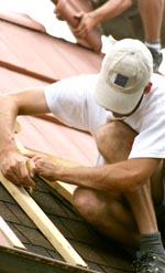 Roofers and roofing companies in the Portsmouth area