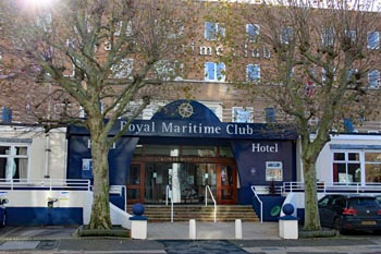 Royal Maritime Club, Hotel, Portsmouth