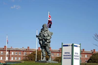 Royal Marines Museum, Southsea
