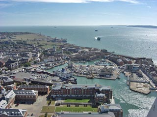 Portsmouth, Spinnaker Tower pictures