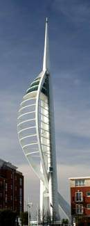 Photo of the Spinnaker Tower, Portsmouth