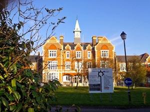 St James Hospital in Milton, Portsmouth