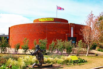 Visit the D-Day Museum on Southsea Seafront at Portsmouth