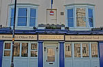 Photo of The Dolphin pub in the High Street, Old Portsmouth.