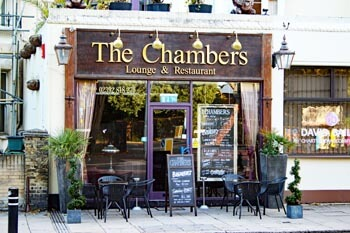 The Chambers restaurant in Southsea