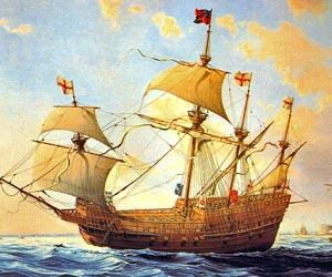 The Mary Rose, Tudor warship