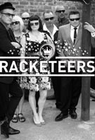 The Racketeers, Southsea Bandstand 18th June 2017