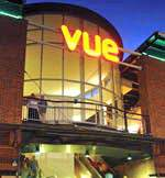 Vue Cinema at Gunwharf Quays, Portsmouth