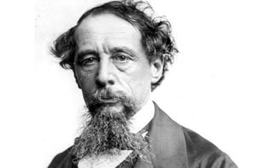 Charles Dickens, born in Portsmouth, 1812