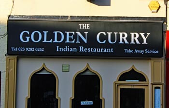 Golden Curry Southsea.