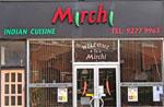 Mirchi restaurant, Southsea