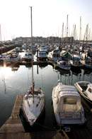Photo of Southsea Marina at Eastney