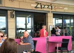 Zizi Italian restaurant at Gunwharf Quays in Portsmouth
